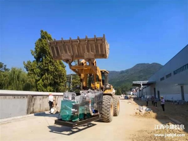 某矿泉水公司200KW柴油yabo亚博体育app下载