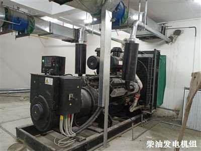 上海申动柴油发电机 湖北
